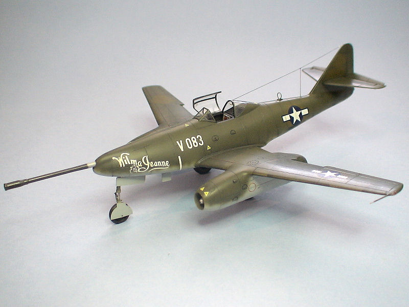 1 32 Me 262 A1 U4 Pulkzerst 246 Rer Kiwimodeller Com