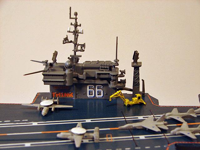 uss america aircraft carrier cv-66  vietnam era