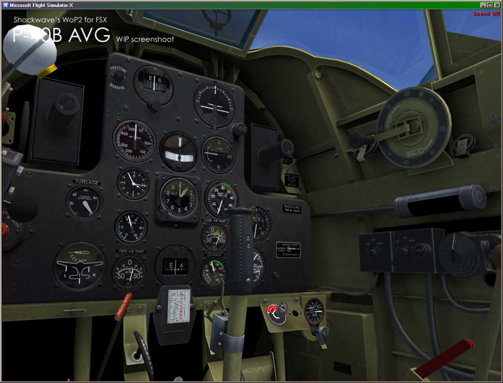 1/24 P-40 - request for cockpit esp. /any good reference ...